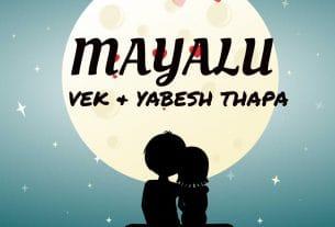 yabesh thapa mayalu lyrics